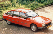 CITROEN GS/GSA 7.72-86 .................